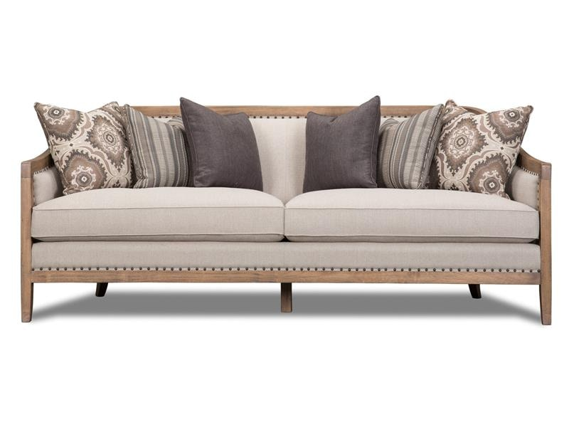 Sofa Take Home Today Magnussen Home Living Room Taupe Sofa U3431 20 072 Lynchs