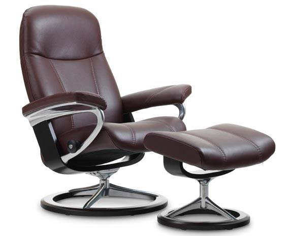 Stressless Nordic Legcomfort Stressless Consul Medium Signature Base 1005315