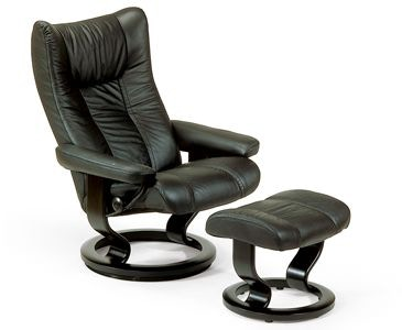 Stressless Wing Classic Legcomfort Stressless By Ekornes Living Room Stressless Wing Small