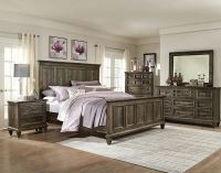 Magnussen Home Bedroom Calistoga Bed - King 438245 ...