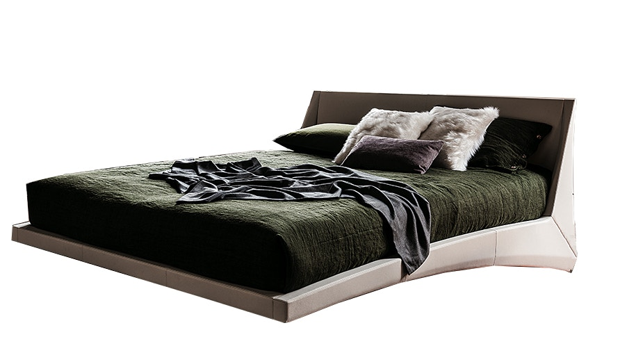 Furniture Financing Edmonton Finesse Modern Bedroom Dylan Platform Bed - Finesse