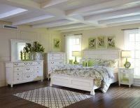 Holland House Bedroom STONEY CREEK WHITE - American ...