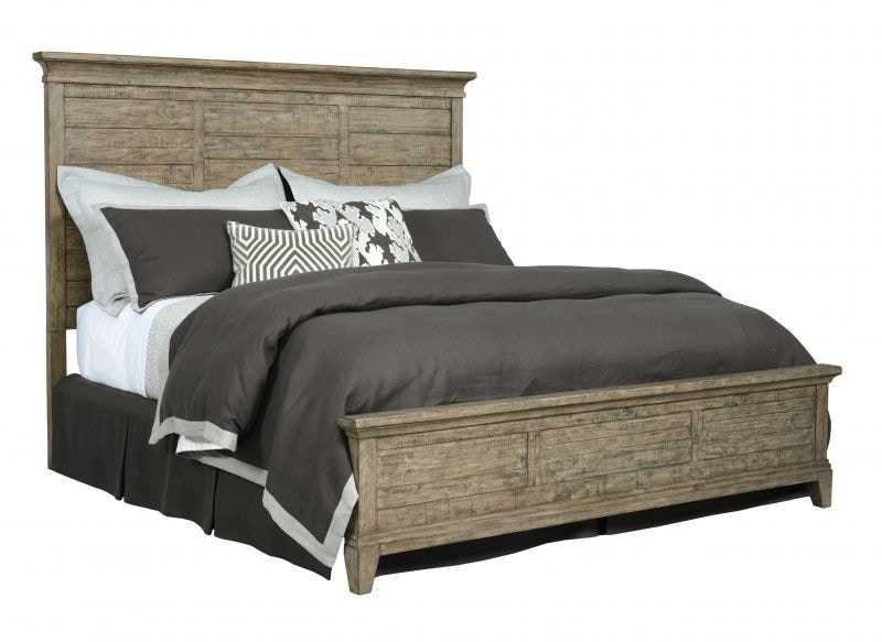 Bedroom Furniture Online Kincaid Furniture Bedroom Plank Road Stone Queen Bed Plank50stone