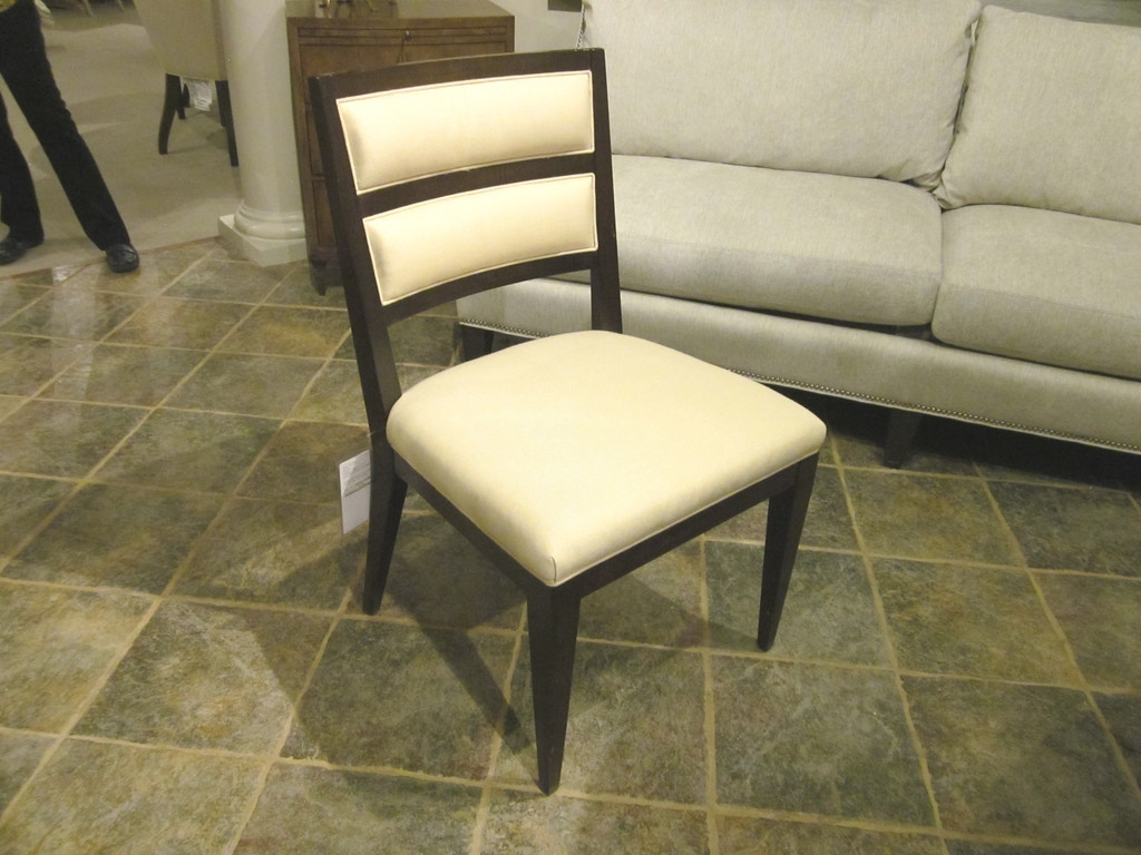 Hickory White Factory Outlet By Good S Dining Room Classic Modern Greek Key Side Chair By Hickory