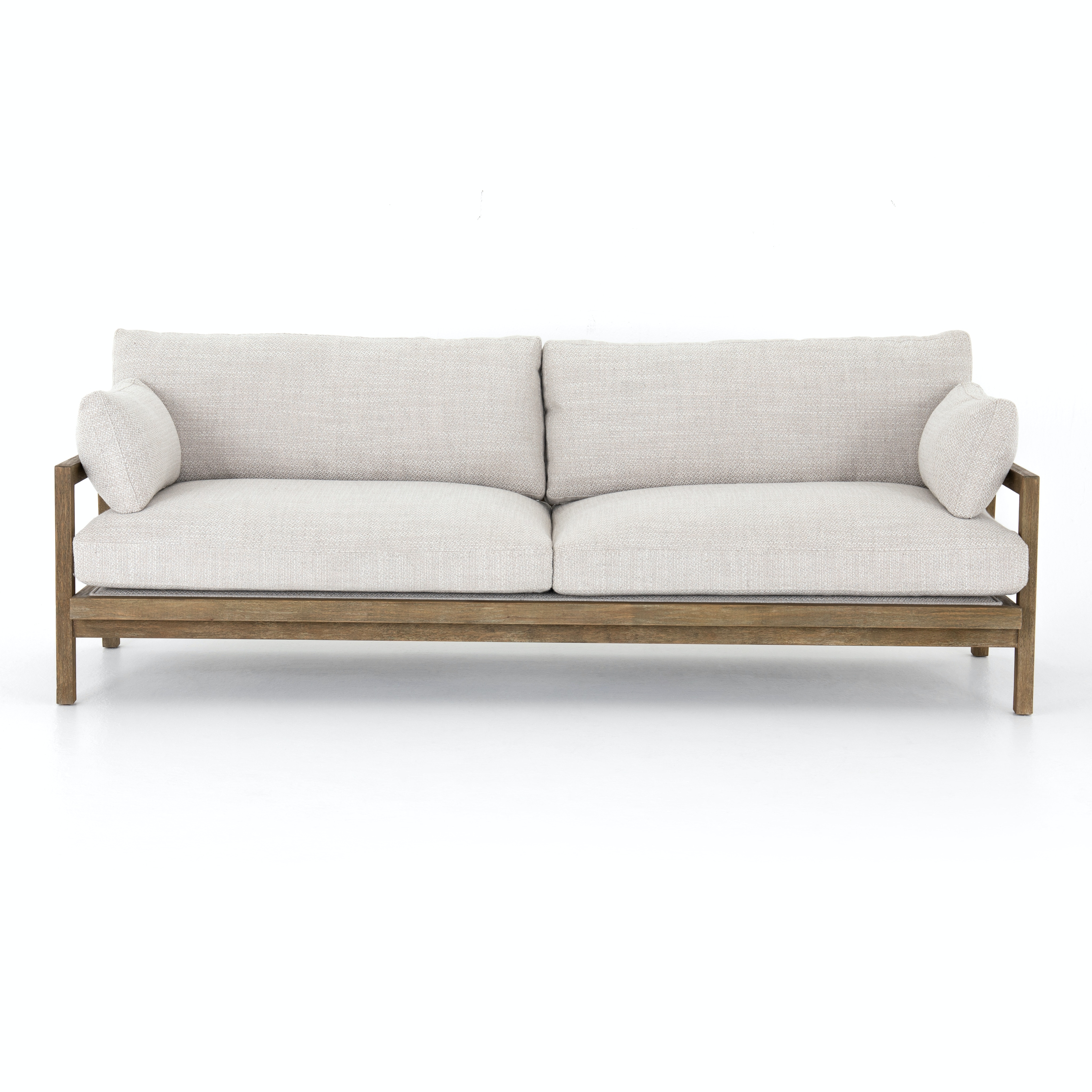 Four Hands Furniture 109392 002 Living Room Turner Sofa 91 Gibson Wheat