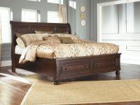 Hansen's Fine Furnishings Bedroom Cal King Panel Bed ...