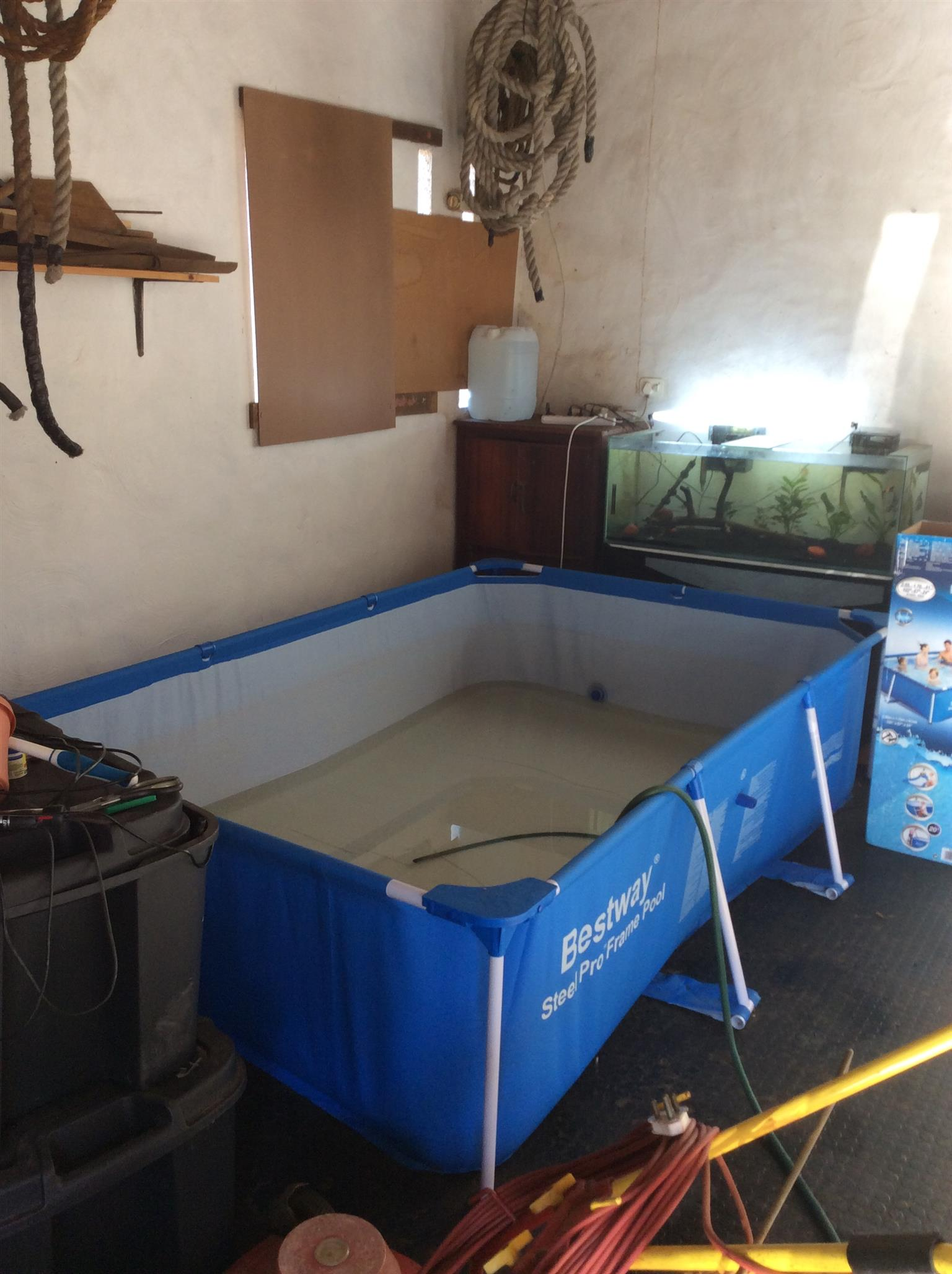 Bestway Pools Cape Town Portable Pool Steel Frame Bestway Junk Mail