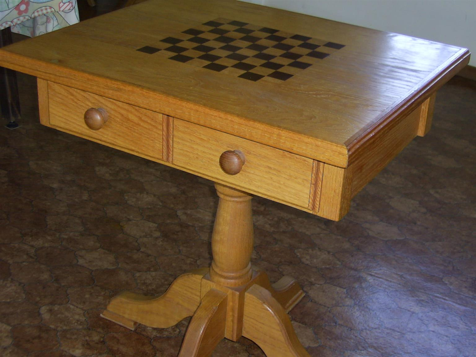 Chess Table Chess Table Also Other Furniture And Appliances Junk Mail