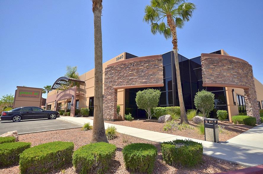 5940 S Rainbow Blvd, Las Vegas, NV 89118 - Short-Term Offices