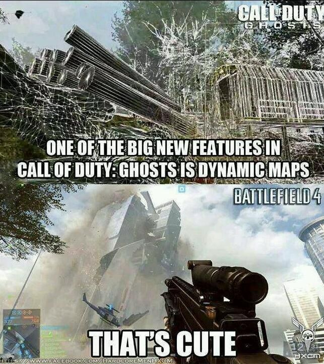 Pilot Quotes Wallpapers Bf4 Vs Cod Ghost Meme By U Mad Memedroid