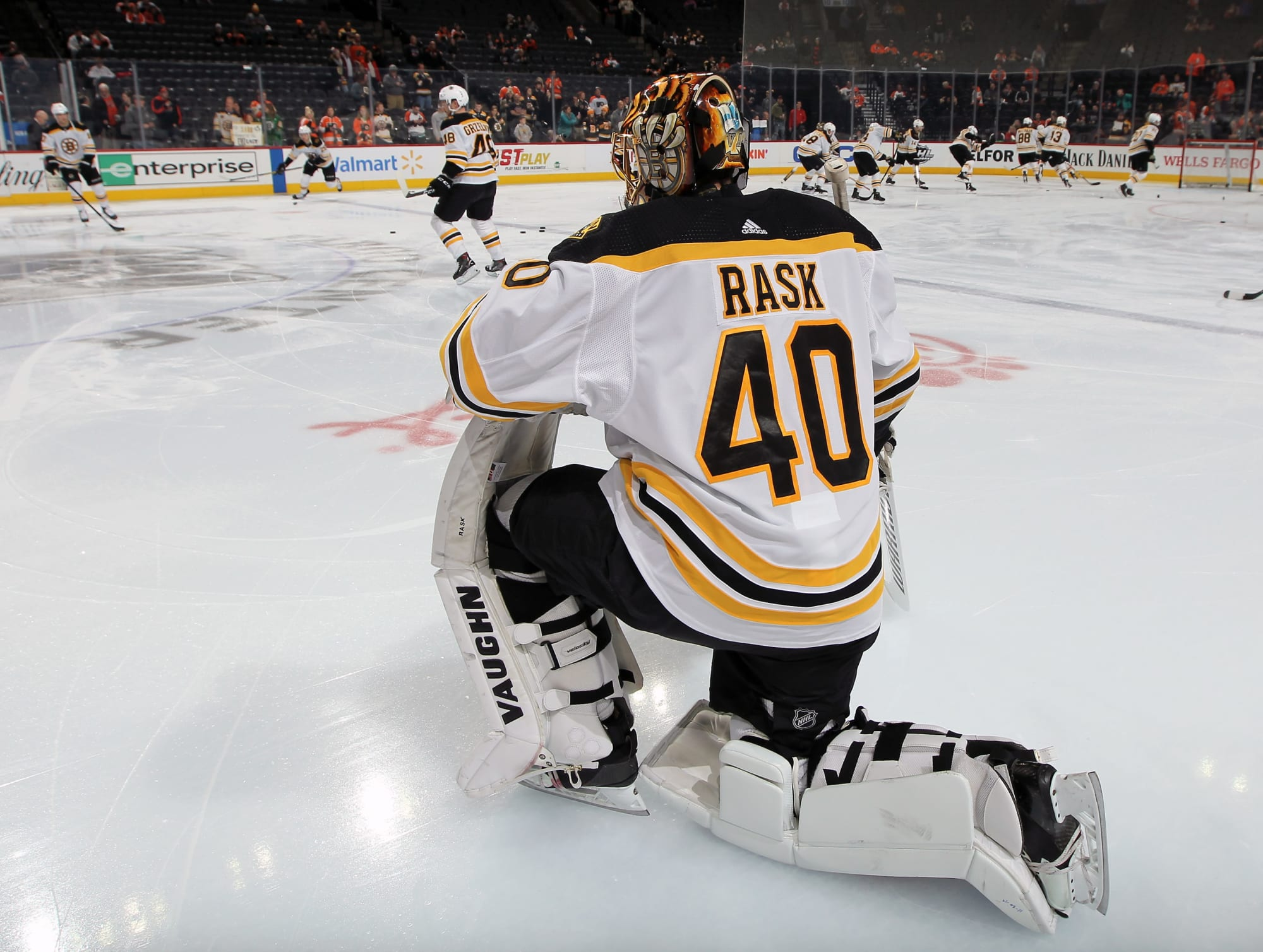 Boston Bruins Why The Nhl Shouldn T Punish An Injured Tuukka Rask