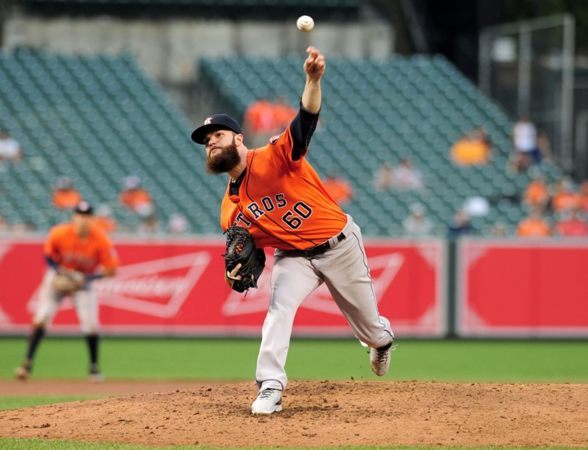 Astros Am Dallas Keucehl Shut Down And Other News