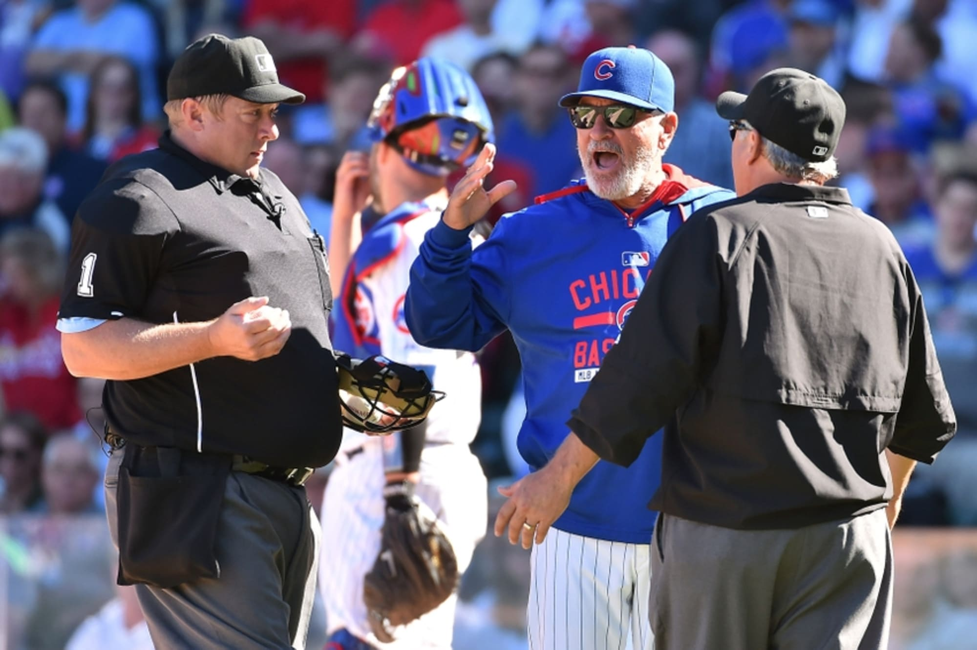 Crib Mobile Usa Chicago Cubs Mlb Rule Changes Could Be Coming