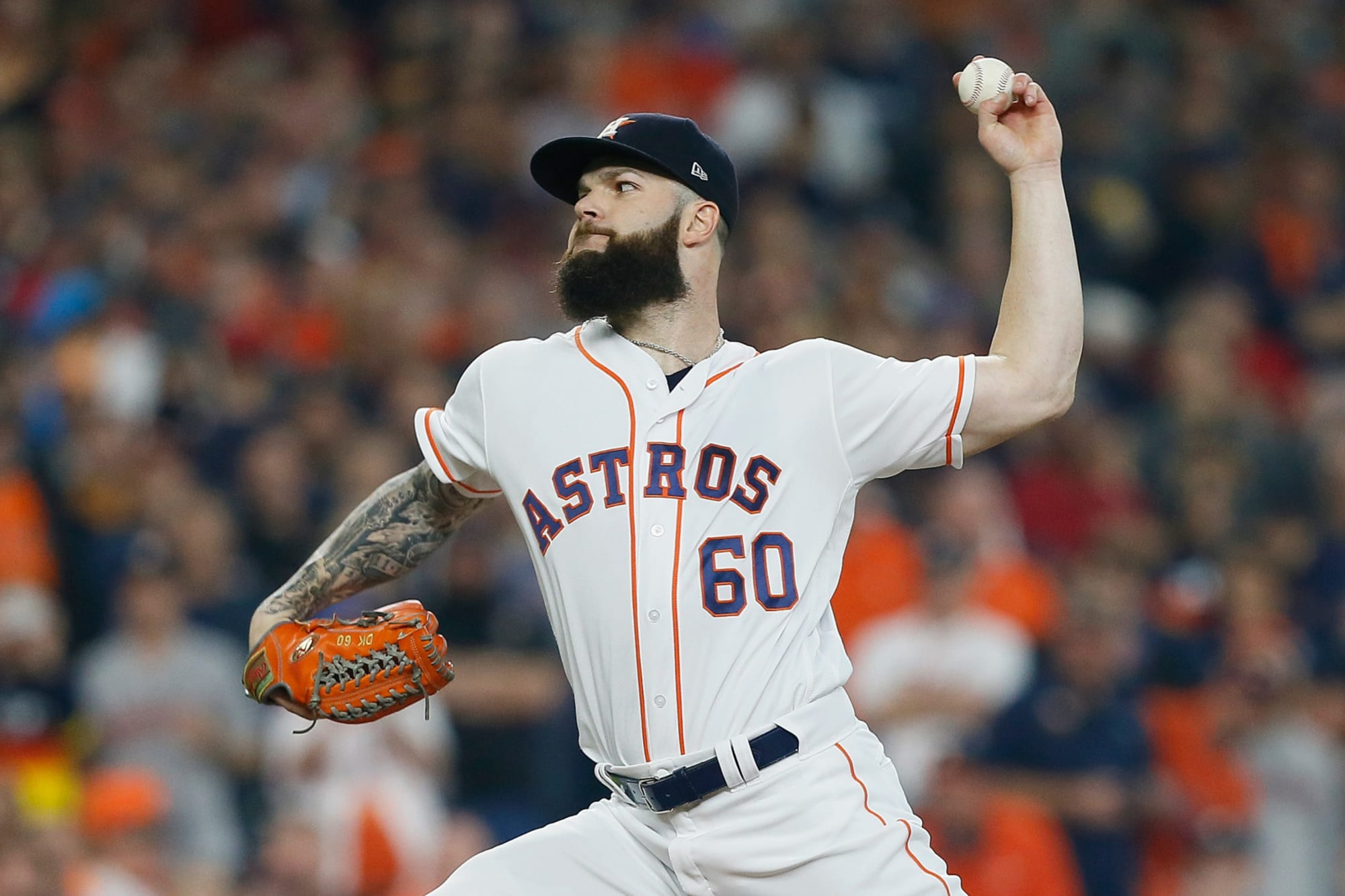 Dallas Keuchel Is Not Worth The Money In A Long Term Deal