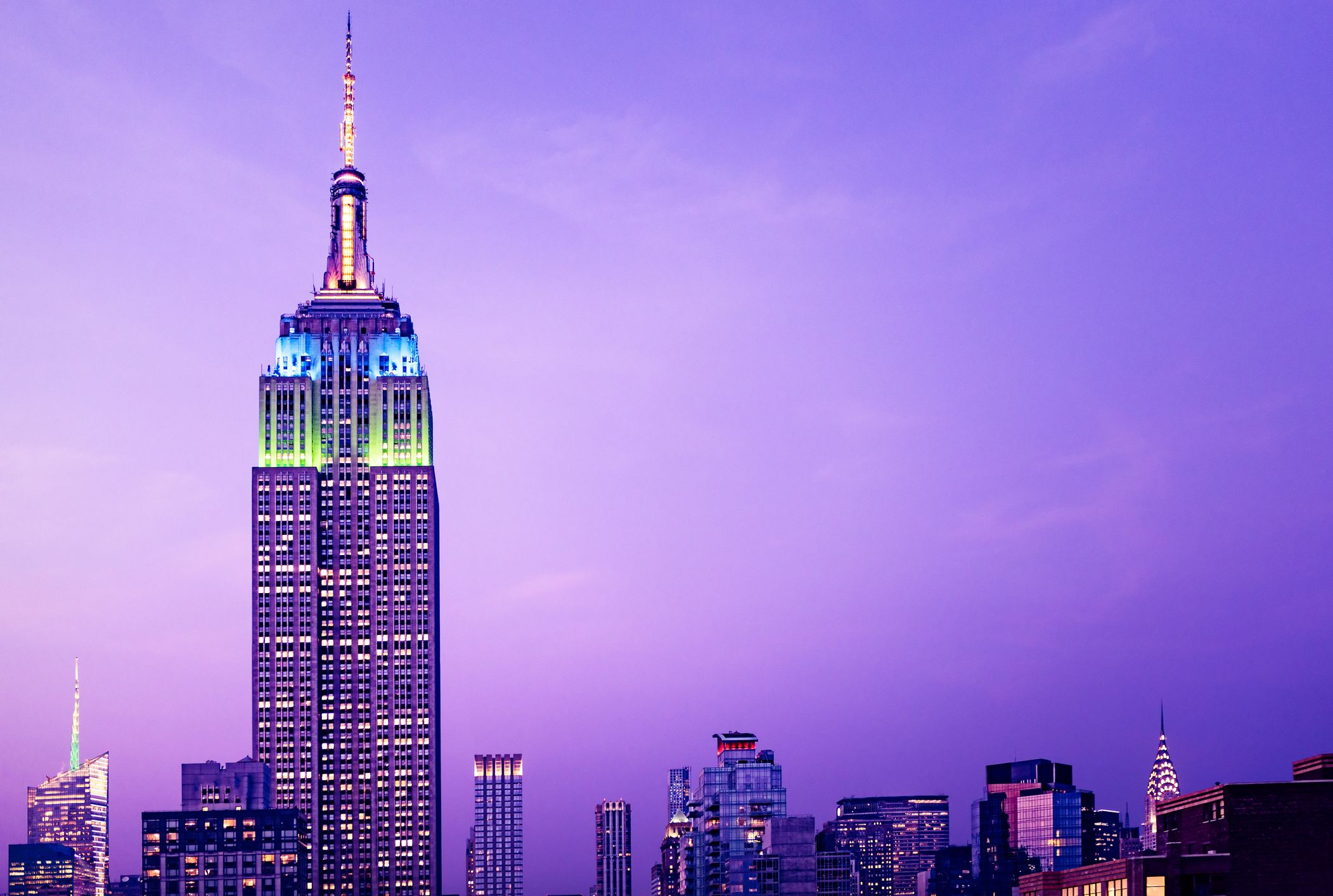 Jb Lighting Jobs Your Cause In Lights The Empire State Building S Tribute Policy
