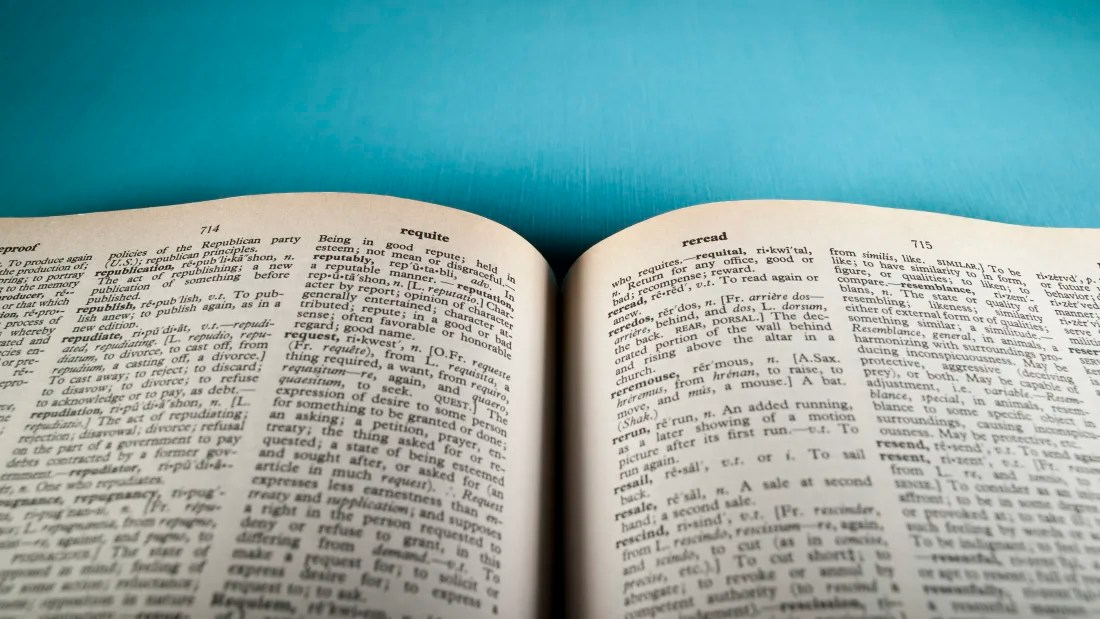 25 of the New Words Merriam-Webster Is Adding to the Dictionary in