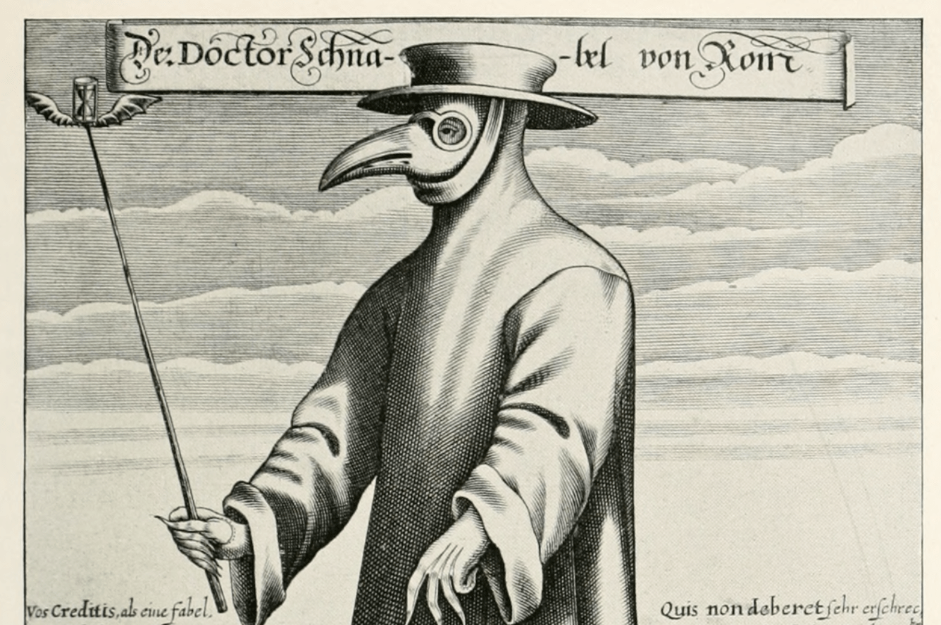 Arte Wikipedia It Doctors Didn T Actually Wear Beaked Masks During The Black Plague