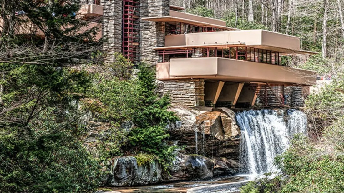 Frank Lloyd Wright Falling Water Wallpaper 12 Facts About Frank Lloyd Wright S Fallingwater Mental