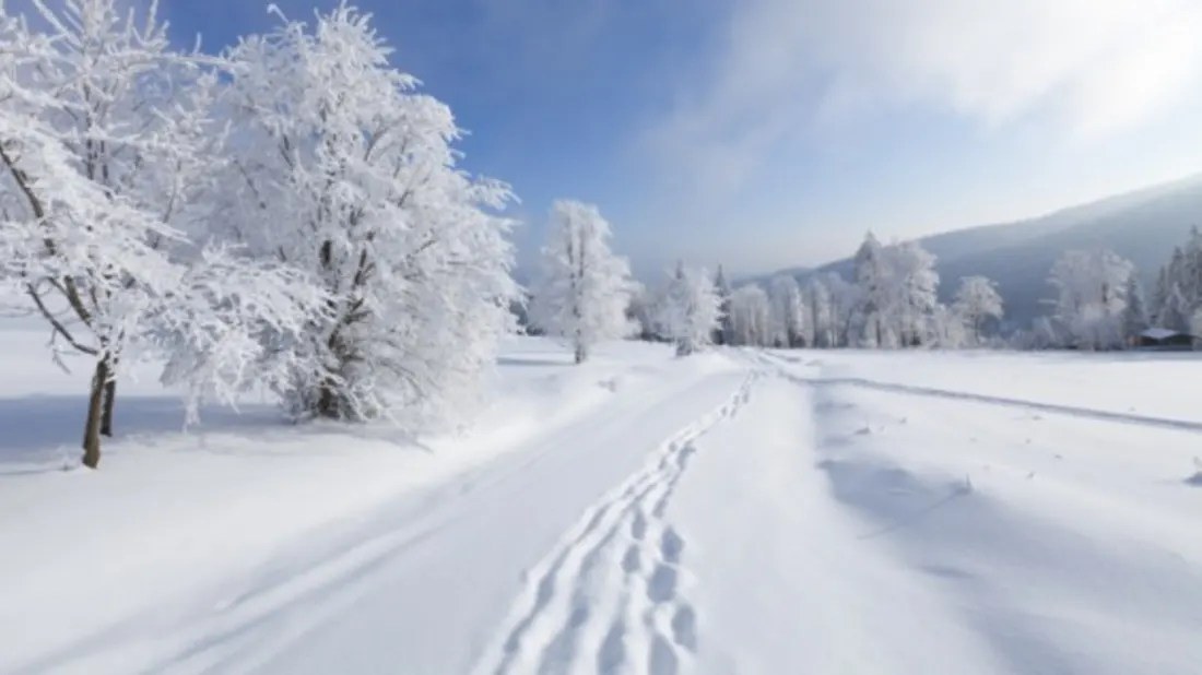 8 Beautiful Snow Scenes from Literature Mental Floss