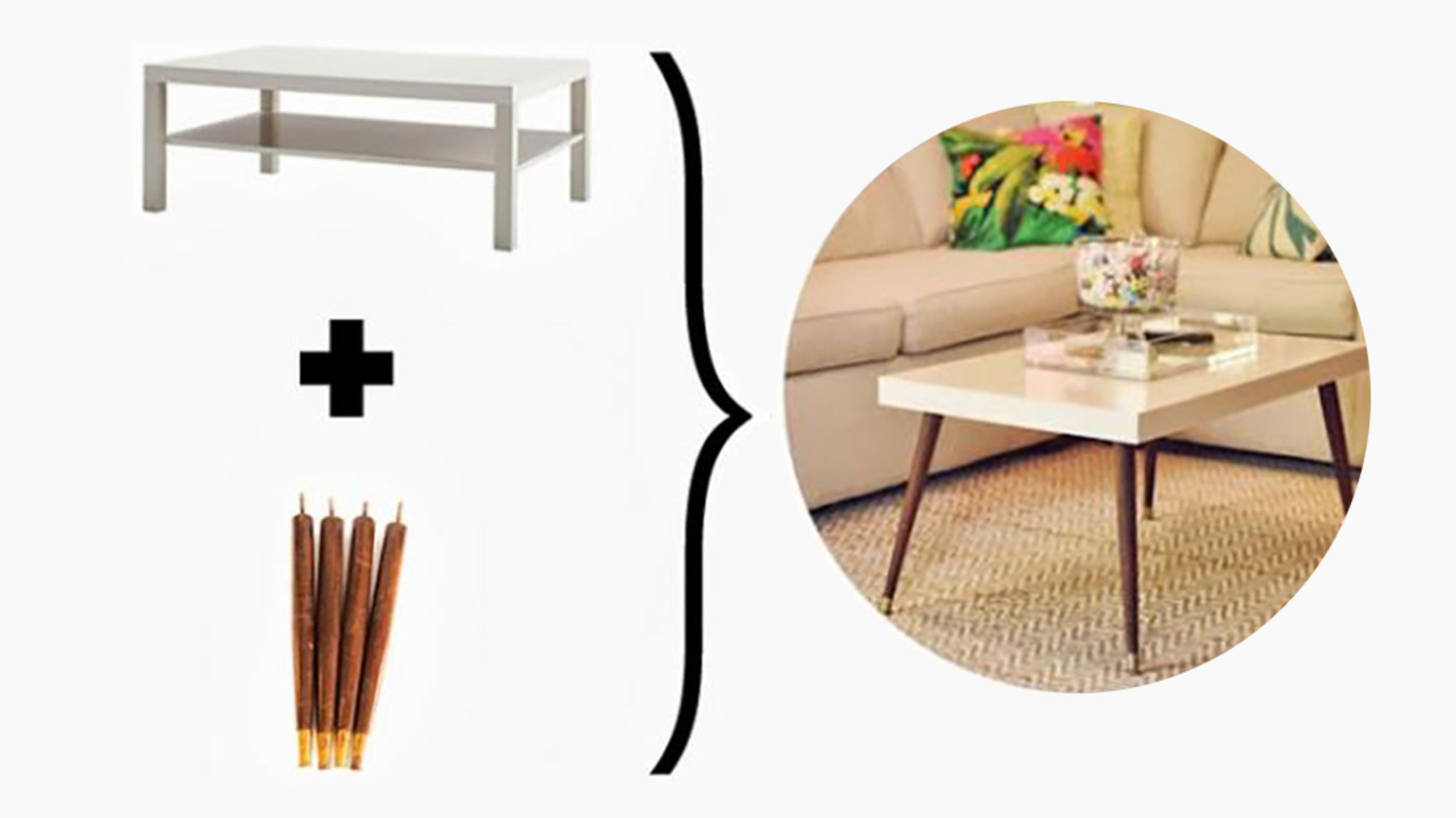 Ikea Table 20 Excellent Ikea Hacks You Should Try Mental Floss