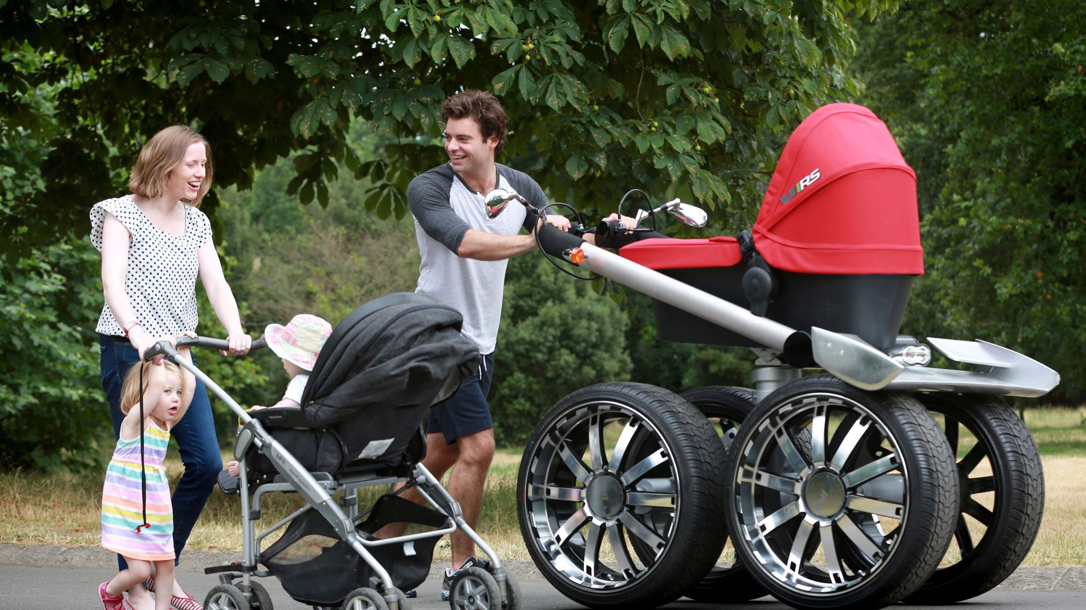 Baby Pushing Pram Youtube 8 Weird Baby Strollers Guaranteed To Get Attention Mental