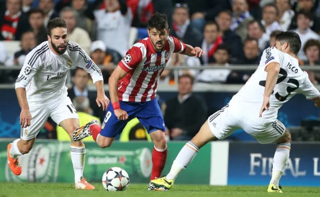 Real Madrid Vs Atletico Madrid 5 Classic Madrid Derby