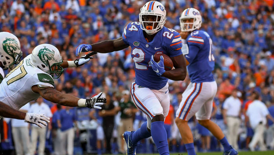 REPORT Florida RB Mark Thompson Has Visits Scheduled with Jets and