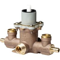 Pfister JX8-340P Tub and Shower Rough In Valve With Stops