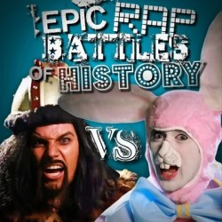 Genghis Khan vs Easter Bunny - Epic Rap Battles of History Wiki
