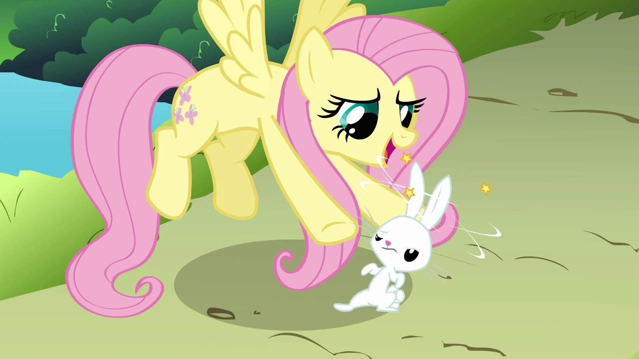 Cute Babies Wallpaper With Tears Fluttershy My Little Pony Friendship Is Magic Wiki