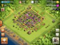 without losing resources. The Town Hall is usually A farming layout