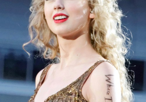 Taylor Swift Speak Now Tour 2011 4
