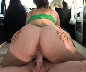 cock too big for her