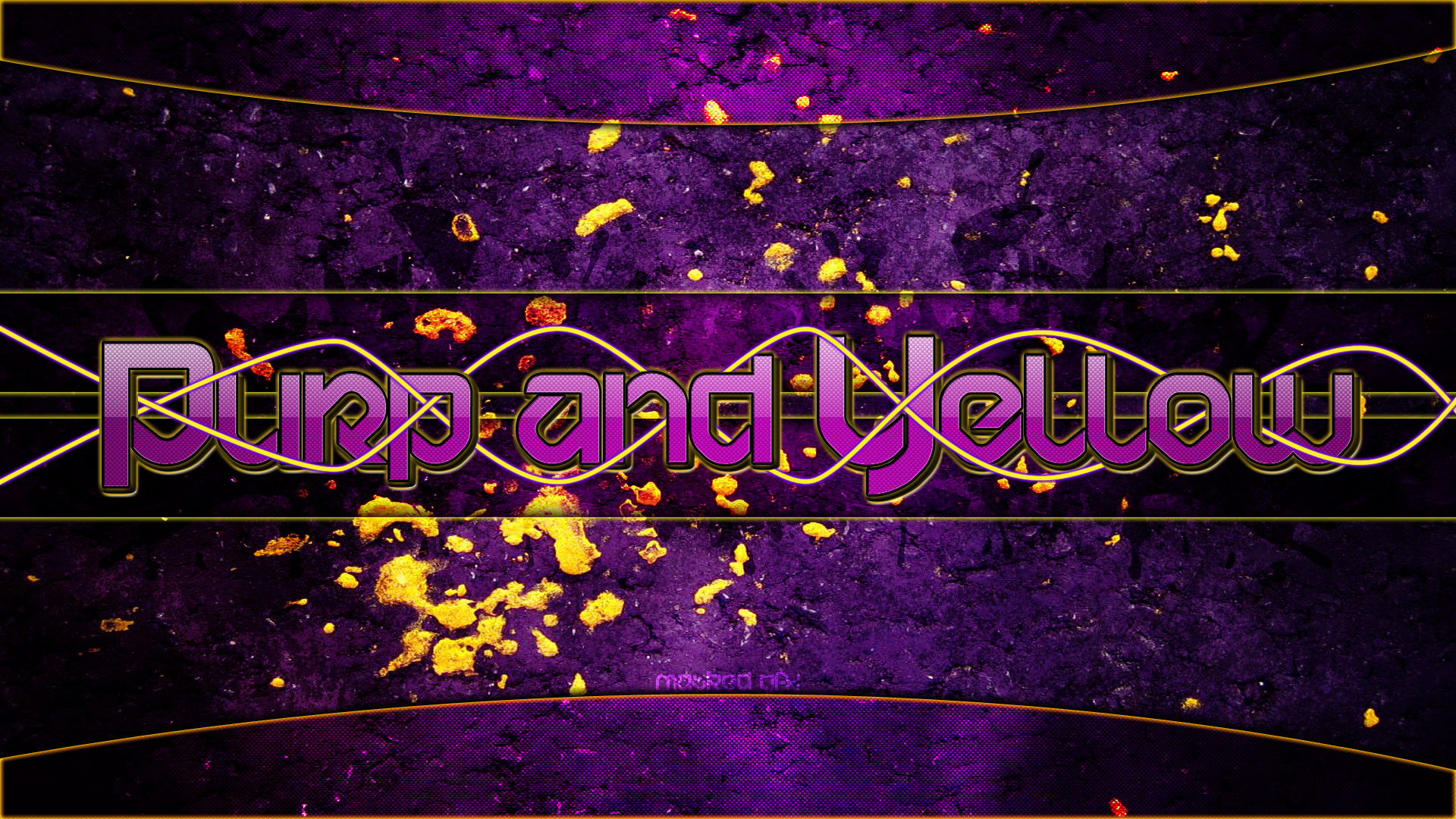 Black And Mustard Wallpaper Purp Amp Yellow Full Hd Wallpaper And Background Image