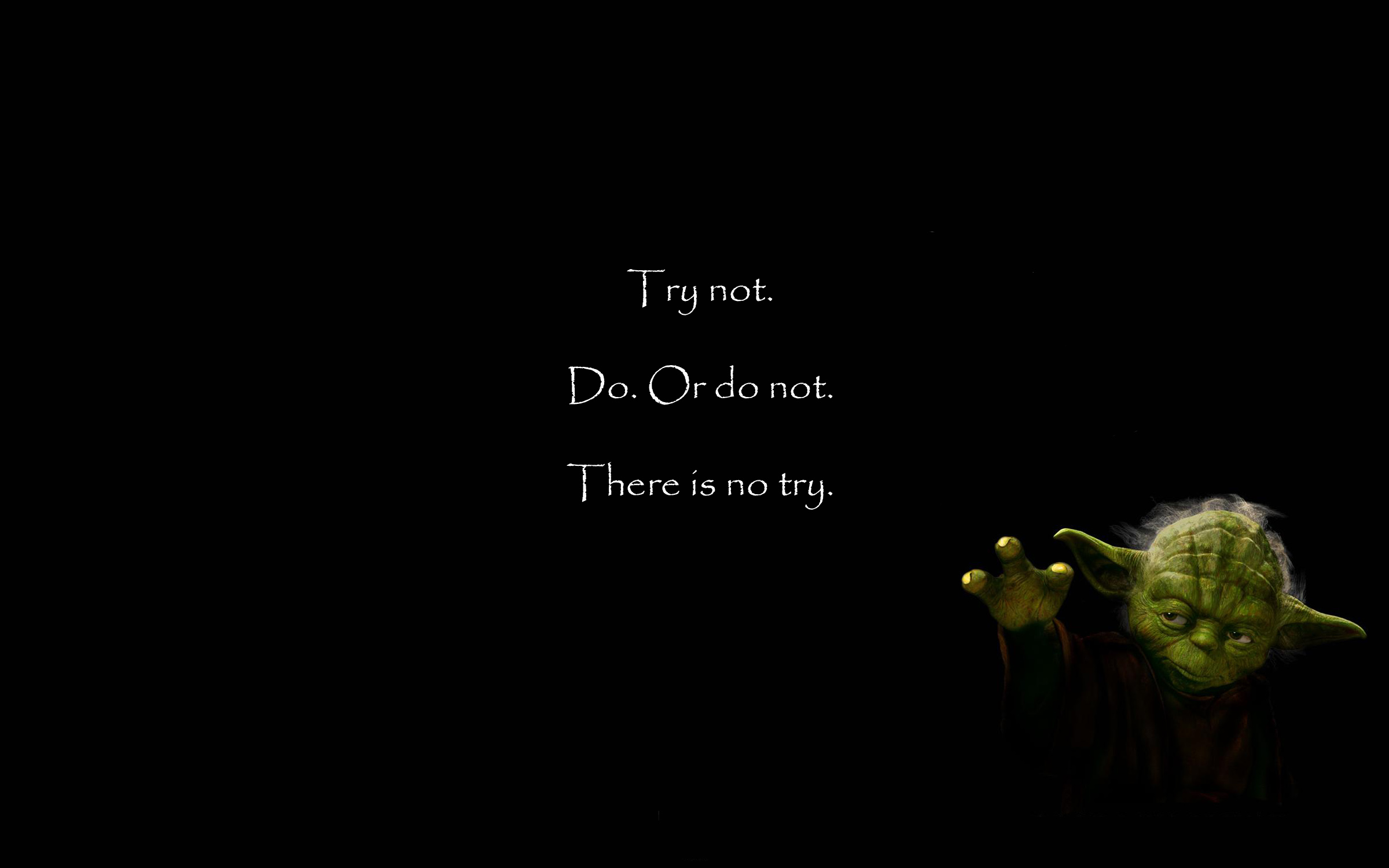 Firefly Quote Wallpaper Mobile 71 Yoda Hd Wallpapers Backgrounds Wallpaper Abyss Page 2