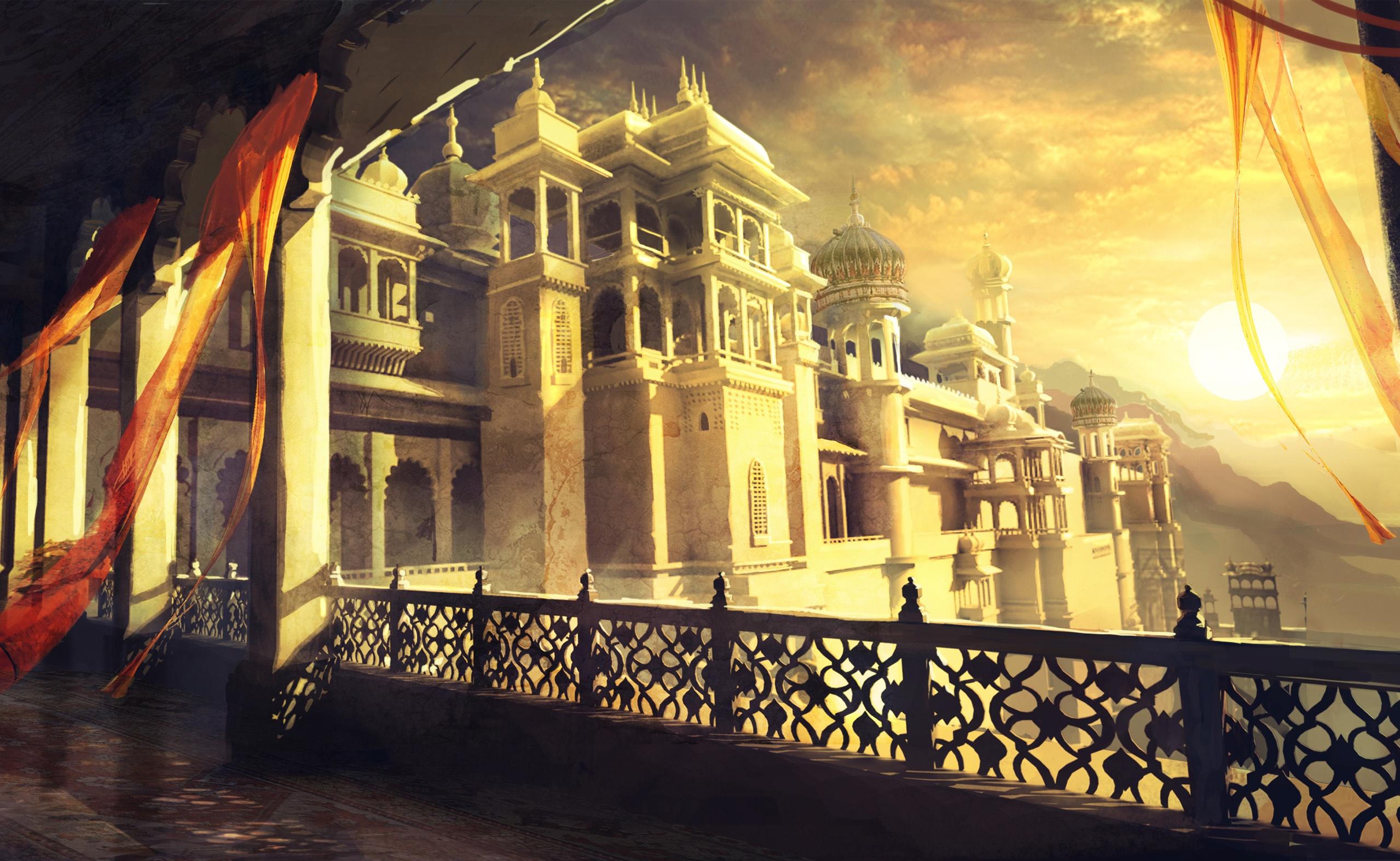 Guru Gobind Singh 3d Wallpapers Prince Of Persia The Forgotten Sands Hd Wallpaper