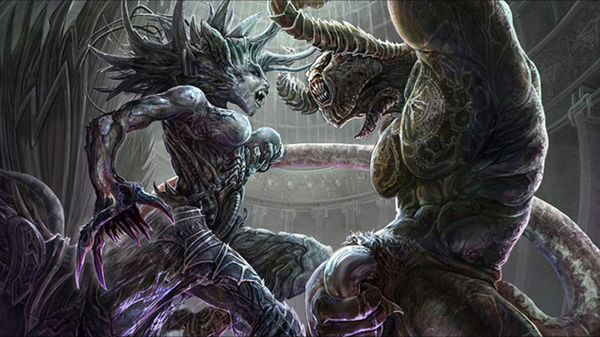 Anime Dubstep Wallpaper Creature Full Hd Wallpaper And Background Image