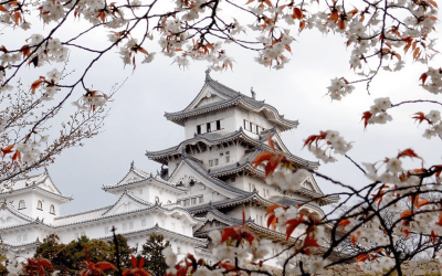 Himeji Castle HD Wallpaper | Background Image | 1920x1200 | ID:17497 - Wallpaper Abyss