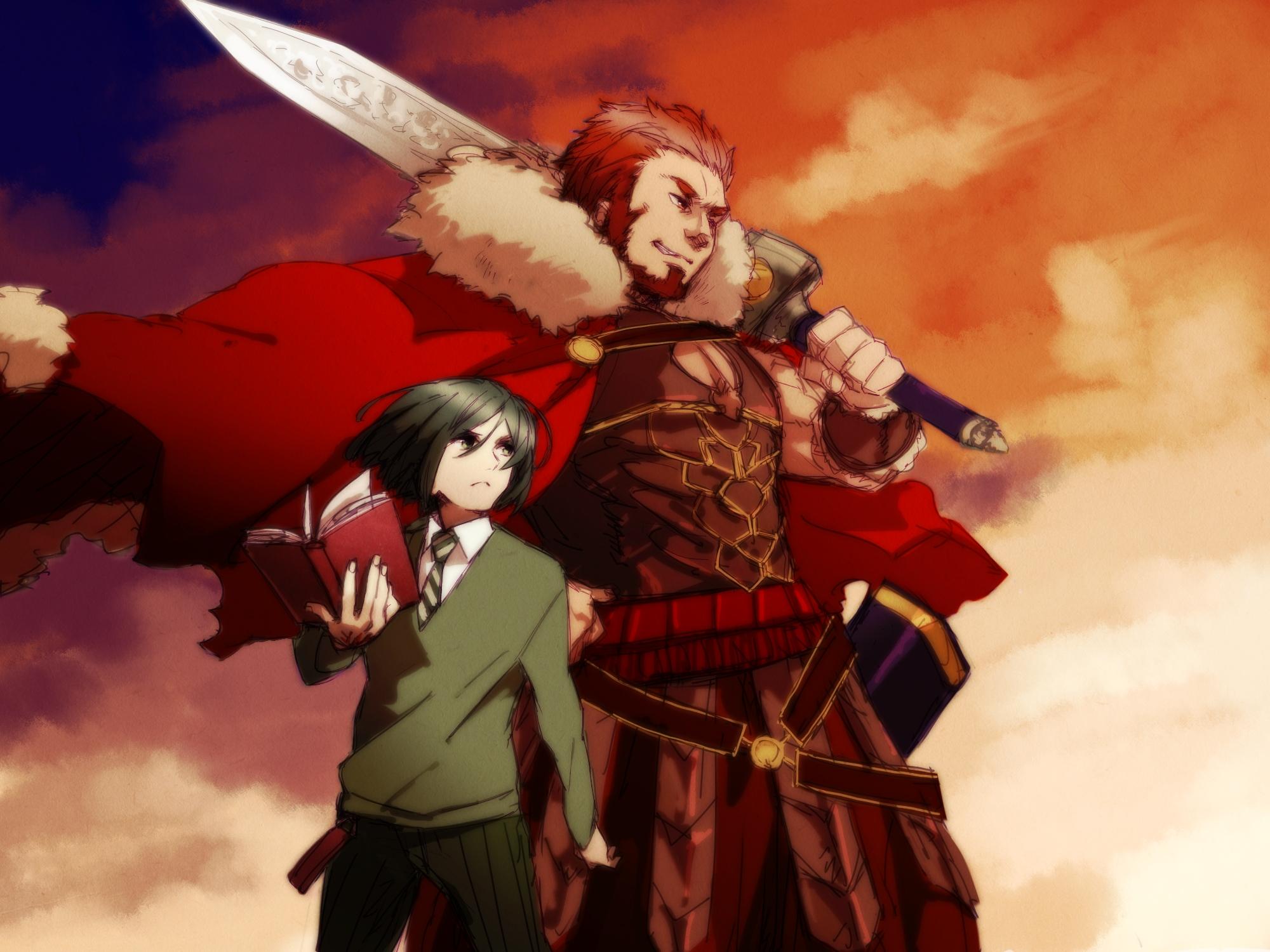 Fate Zero Wallpaper Hd Fate Zero Hd Wallpaper Background Image 2000x1500 Id