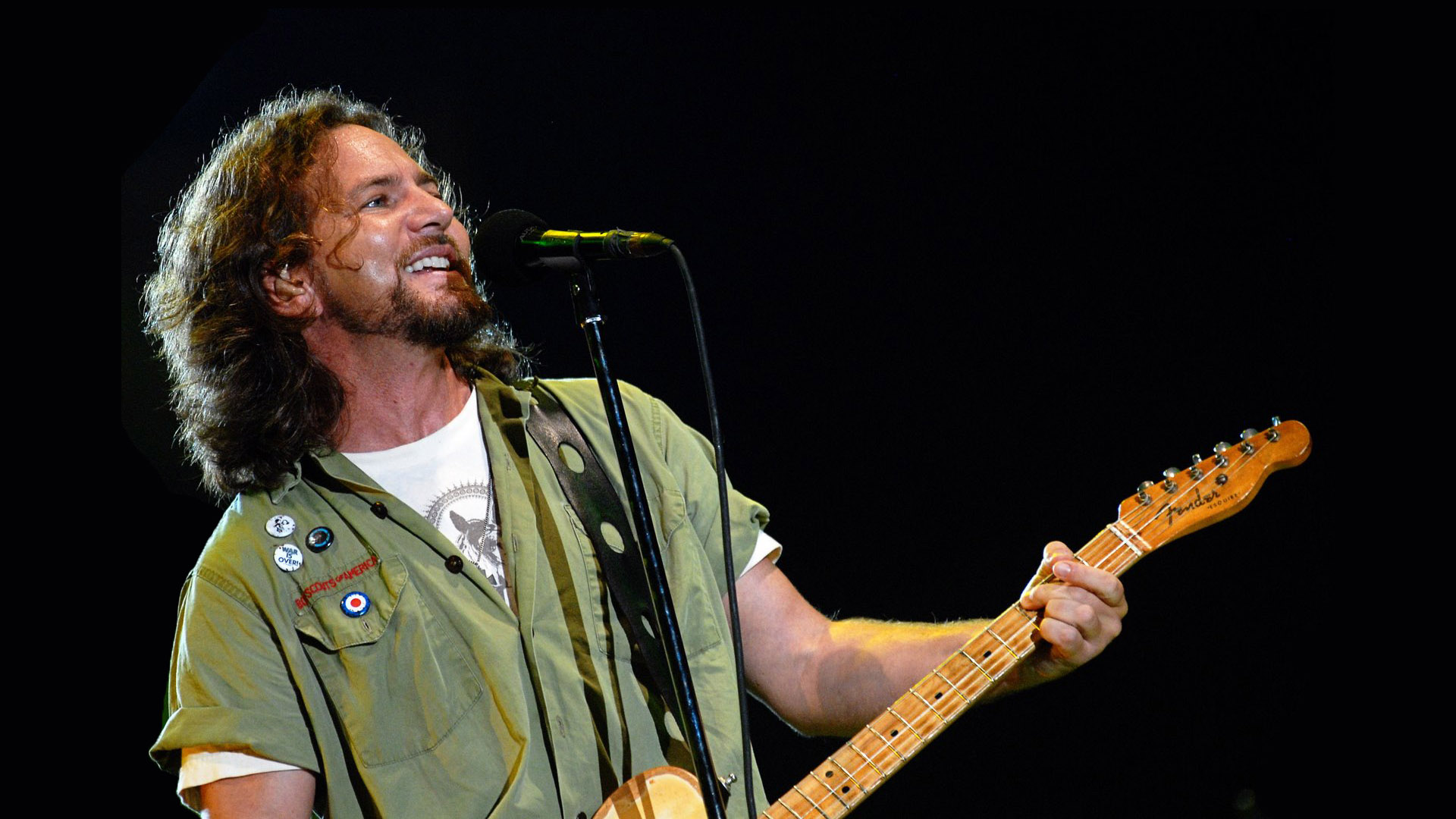Hd Wallpapers Simple Girl 3 Eddie Vedder Hd Wallpapers Backgrounds Wallpaper Abyss