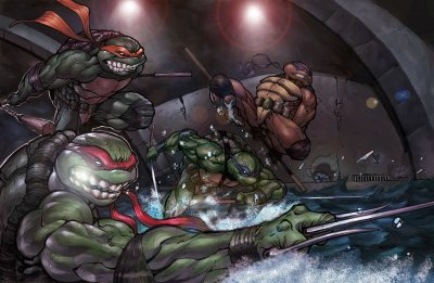 Teenage Mutant Ninja Turtles Wallpaper and Background ...