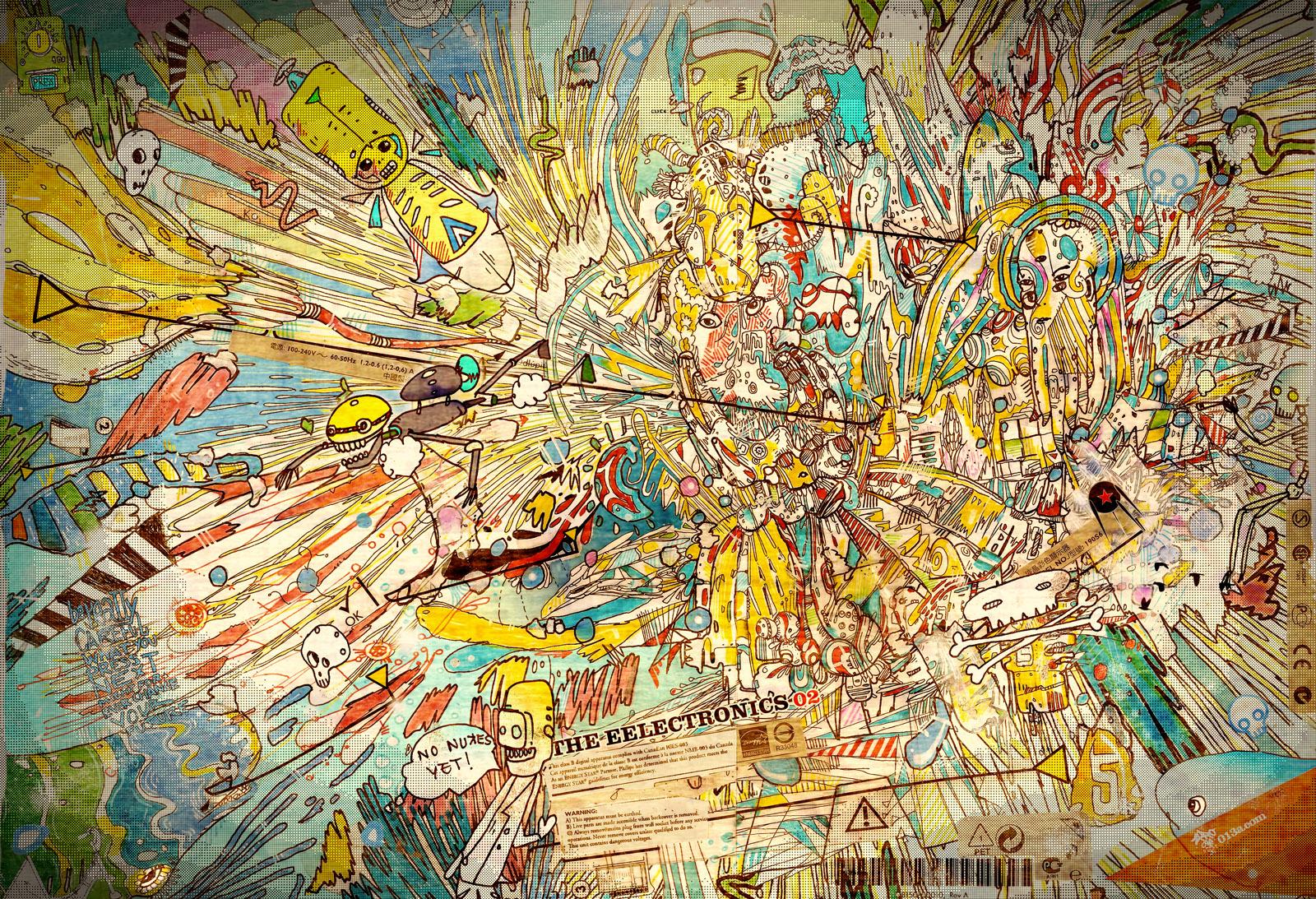 Live Wallpaper Spring Zen Hd 3d Psychedelic Computer Wallpapers Desktop Backgrounds