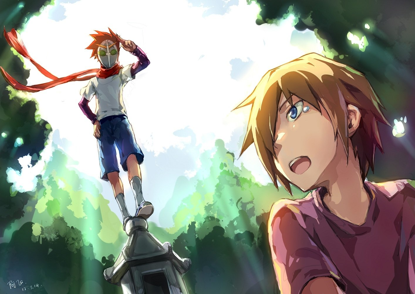 Sad Boy And Girl Full Hd Wallpaper Daily Lives Of High School Boys Wallpaper And Background