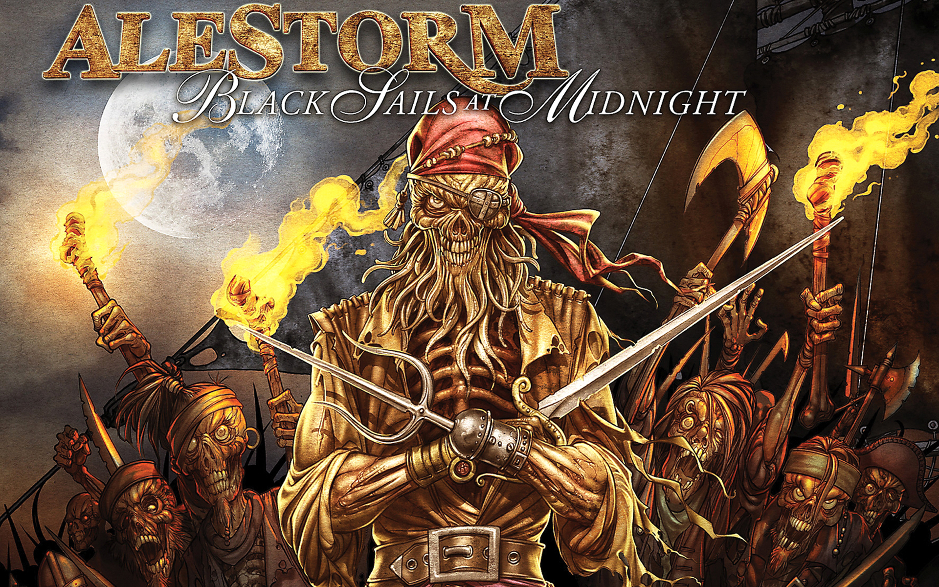 Evil Girl Wallpaper 4 Alestorm Hd Wallpapers Backgrounds Wallpaper Abyss