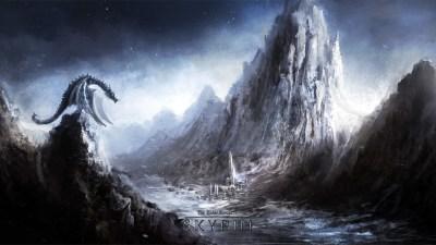 The Elder Scrolls V: Skyrim Full HD Wallpaper and Background Image   1920x1080   ID:241529