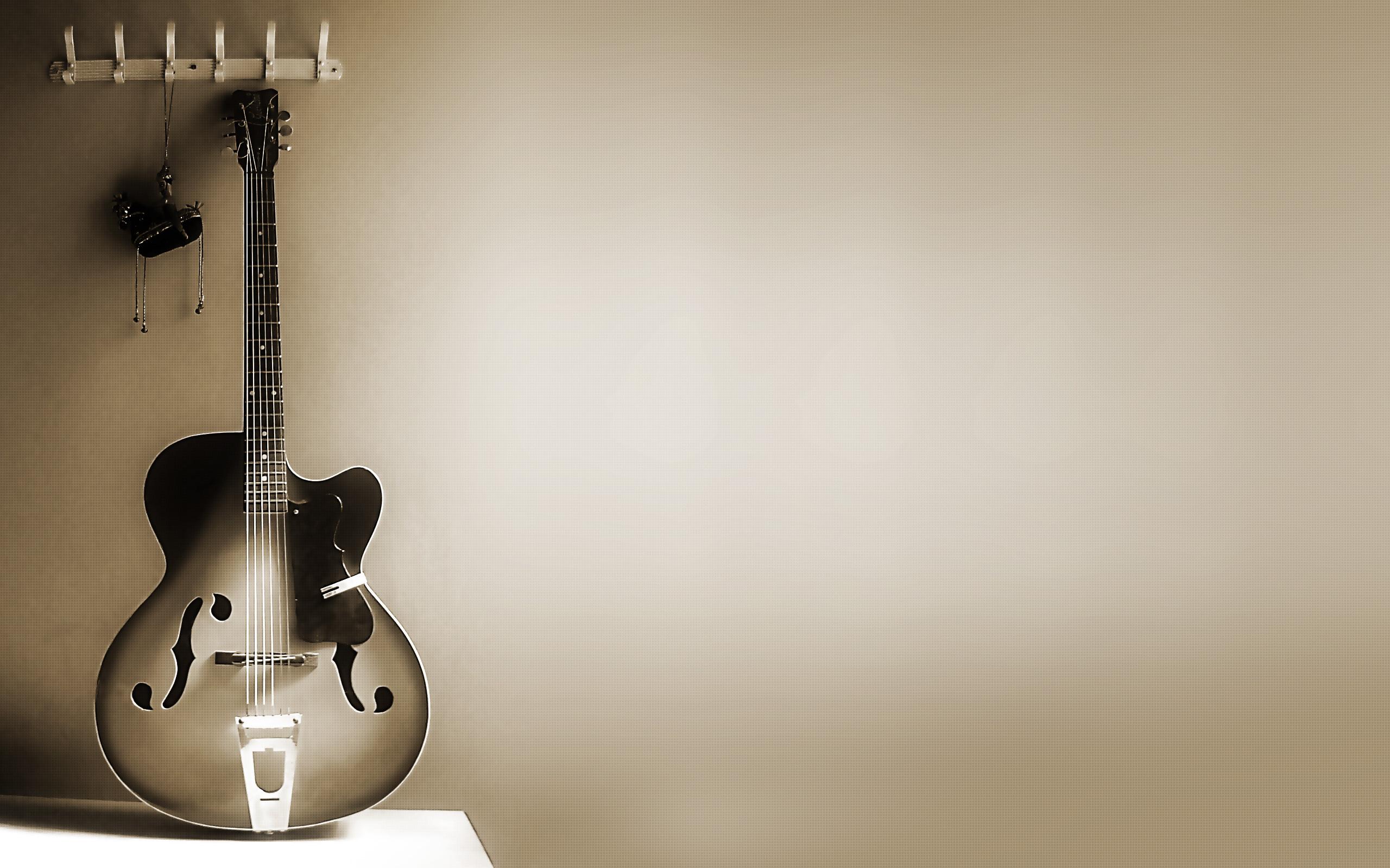 Iphone 6 Cute Shelf Wallpaper Guitar Sfondi Per Pc 2560x1600 Id 25007