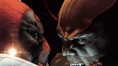 Wolverine Vs Deadpool Full HD Wallpaper and Background Image | 1920x1080 | ID:251849
