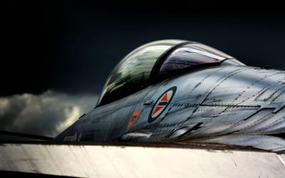 F-16 Fighting Falcon Full HD Wallpaper and Background Image | 1920x1200 | ID:264485