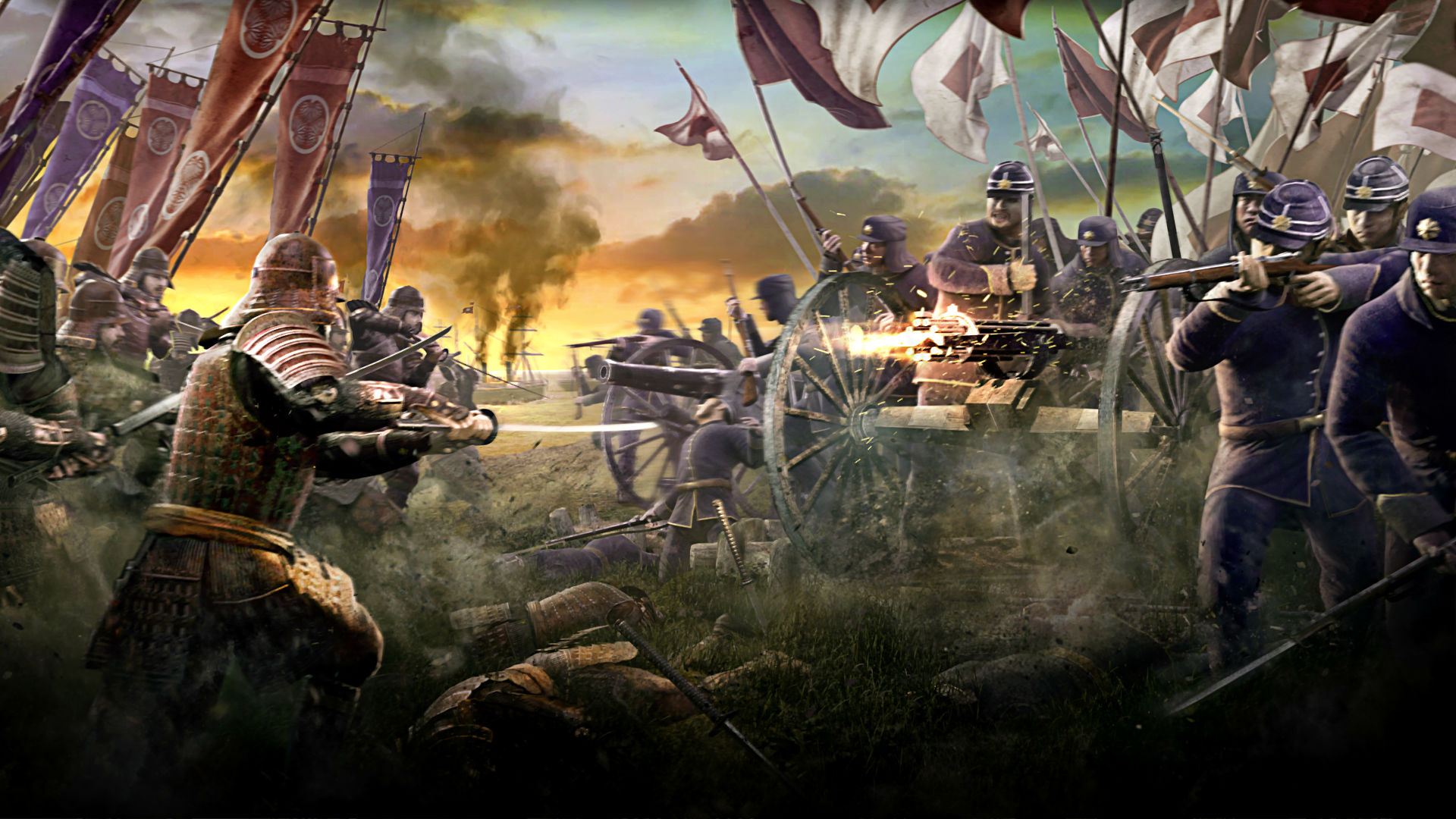 Total War Shogun 2 Fall Of The Samurai Wallpaper Hd Total War Shogun 2 Rise Of The Samurai Fondos De
