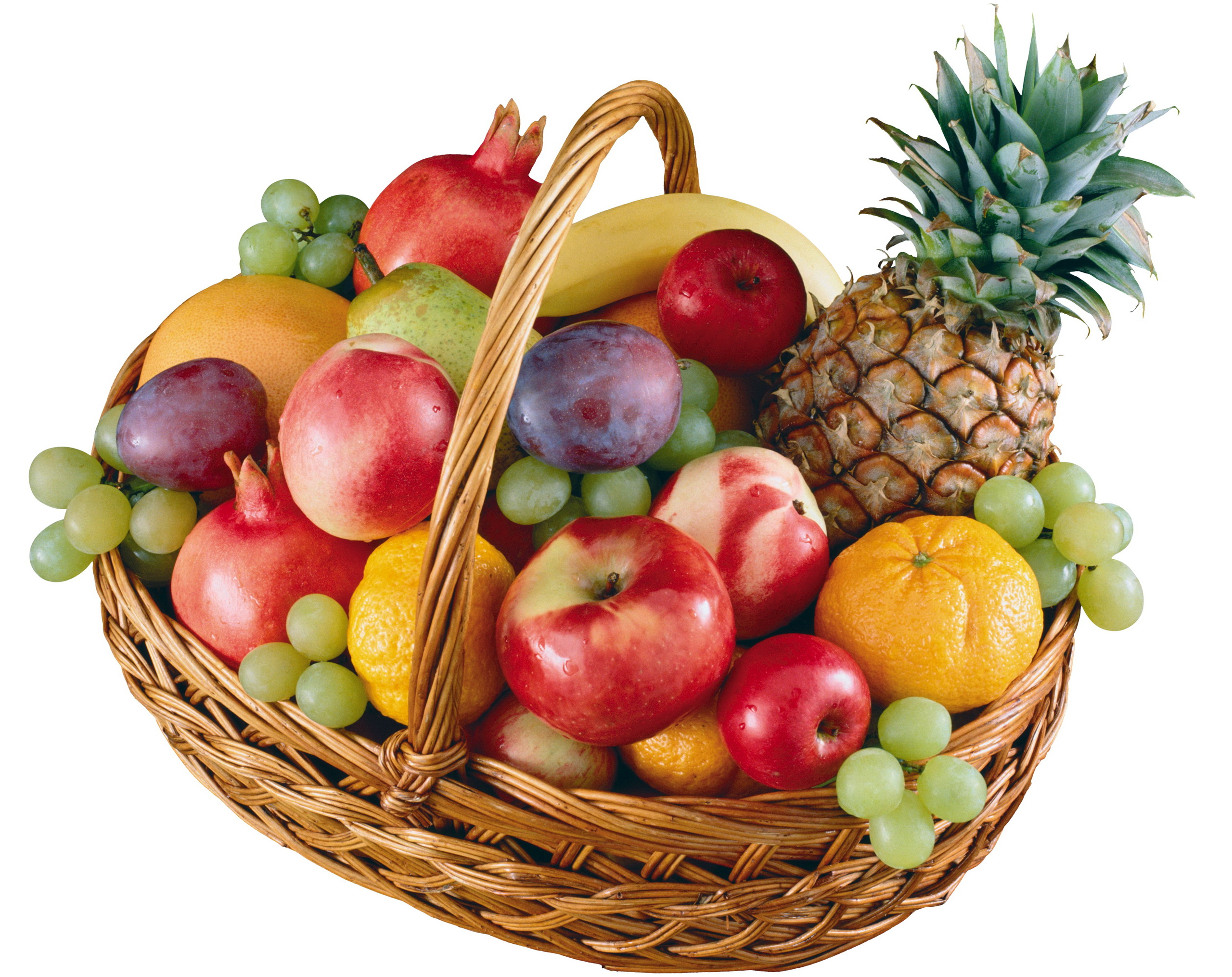 Fruit Baskets Fuit Basket Full Hd Wallpaper And Background Image